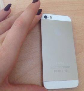 Айфон 5s 16gb+ портативка в подарок