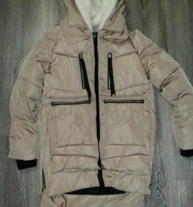 Куртка парка 44 р