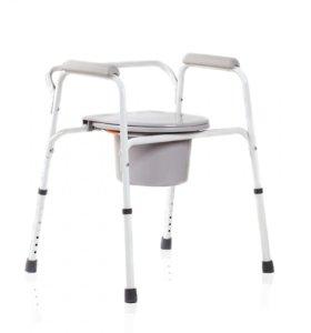 Кресло-туалет для инвалидов TU1