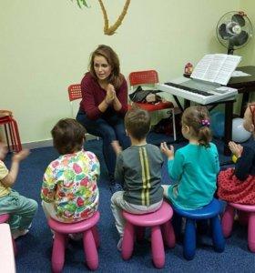 Уроки Вокала и Музыкальные Занятия Детям !