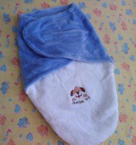 Конверт-одеялко для новорожденного