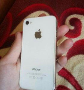 Продам iPhone 4 на 8GB