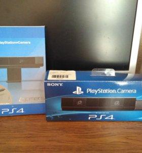 PlayStation Camera + TV Clip (оригинал)
