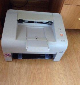 Лазерный принтер. ТОРГ