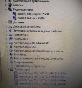 i3-5010 GeForce 930m