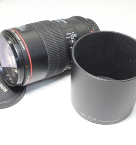Canon 100 mm L IS USM f/2,8