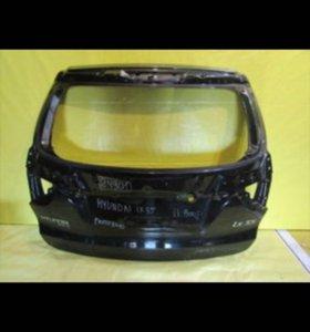 Хендай ix35 крышка багажника