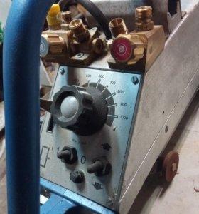 Мобильная машина газовой резки SECATOR Messer