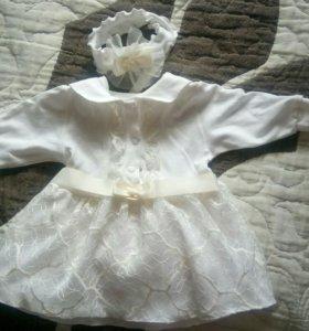 Боди-платье