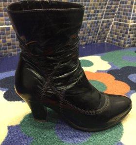 Ботинки женские Carnaby