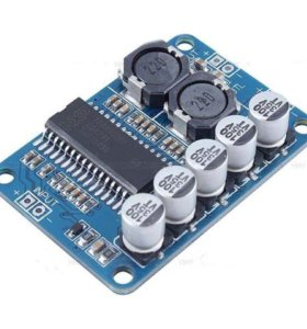 Усилитель мощности 35Вт на TDA8932