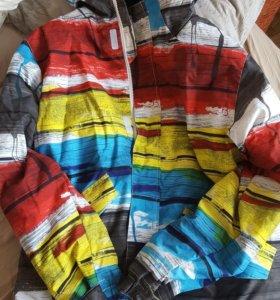 Куртка для горнолыжного спорта и сноуборда