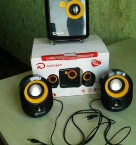 Аудиосистема 2.1 KEPOSON KP-2000