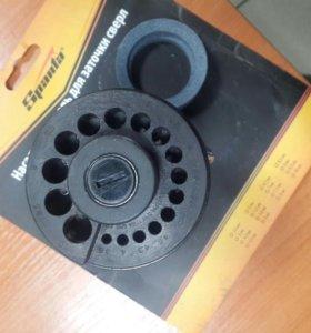Насадка для заточки сверл Sparta d 3.5-10mm