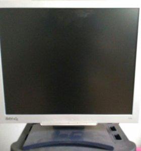 BENQ FP91G 4 монитора