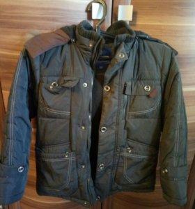 Куртка зимняя мех натуральный