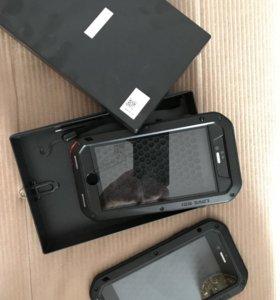 Противоударный чехол на iPhone 6s плюс