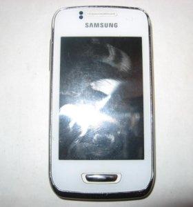 Samsung S5380D Wave Y White