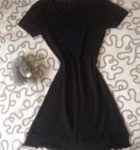 Маленькое чёрное платье 🌚