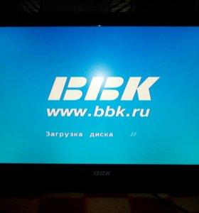 BBK ld2213su. Tv/DVD/USB.