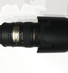 Nikon AF-S ED 70-200 f/2.8G IF VR Nikkor (новый)