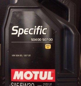 Motul Specific 504 00 507 00 5л.