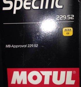 Motul Specific 229.52 5W30 5л.