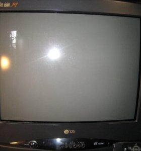 """Телевизор LG по диагонале 19.6"""""""