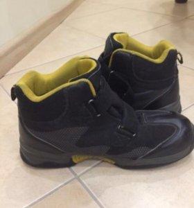 Ботинки для мальчика, размер 38