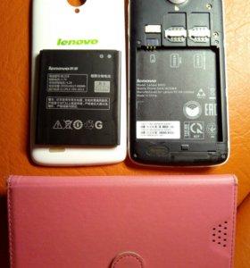 Телефон на запчасти. Lenovo s820