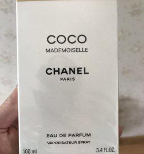 Туалетная вода COCO MADEMOISELLE CHANEL