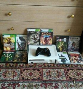 Xbox 360 на 60 гигов прошитый LT 3.0