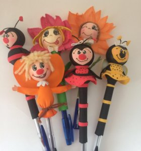 Ручки-куколки