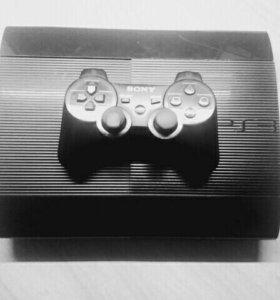 Sony PlayStation 3 super slim 500g.Обмен