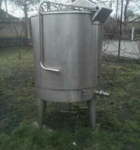 Термо бочка 800-1000 литров нержавейка