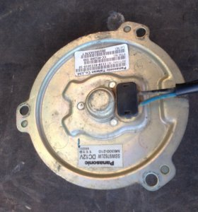 Вентилятор радиатора на калину