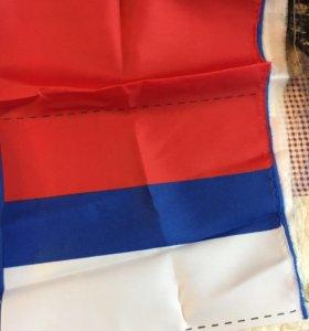 Ткань триколор