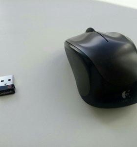 Беспроводная компьютерная мышь Logitecg