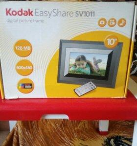Новая цифровая видео и фото рамка