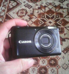 Фотоаппарат Canon PowerShot A2200