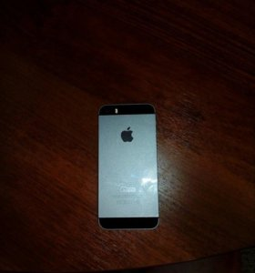 iPhone 5s 16 Space grey