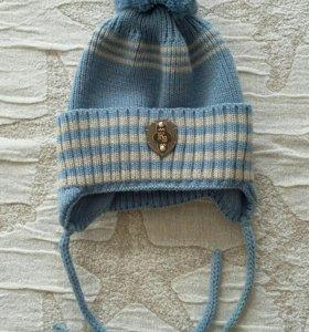Новая шапка демисезонная