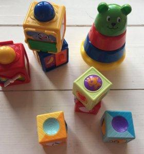 Fisher price игрушки для малышей