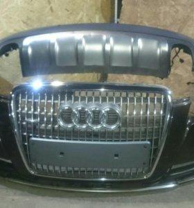 Audi A6 C6 4F Allroad бампер передний и задний