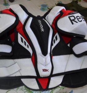 нагрудник хоккейный reebok 18k sr