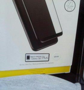 Стекло Samsung S8+