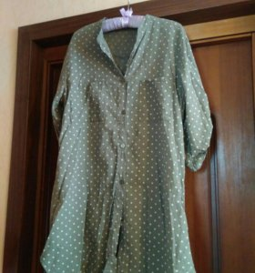 Новая блузка - туника (48-50)