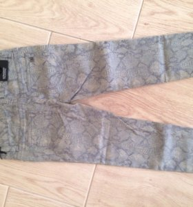 Штаны леггинсы джинсы