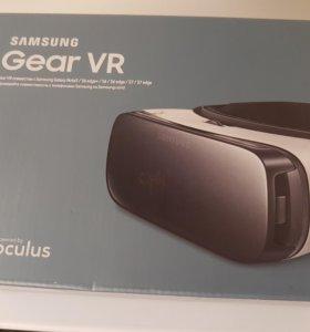 Gear vr очки виртуальной реальности
