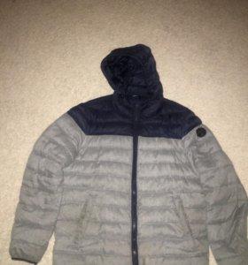 Куртка на позднюю осень зиму
